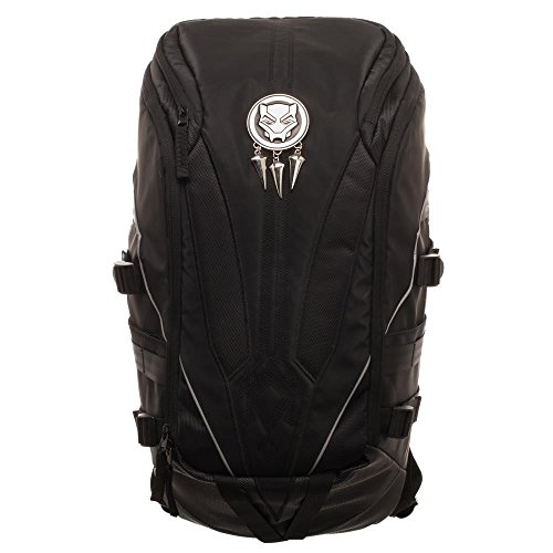 Marvel Black Panther: Get This Man A Shield Backpack,Black,One Size