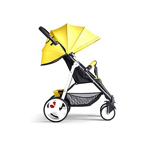 Purchase LKNJLL Infant Baby Stroller for Newborn and Toddler - Convertible Stroller Luxury Pram Comp...