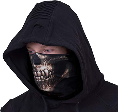Spiral - Goth Skull - Foulard Multifonction