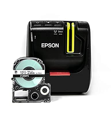 LABELWORKS LW-PX800 Industrial Wireless Label Maker - Desktop Label Printer Compatible with Large Variety of Tape Types