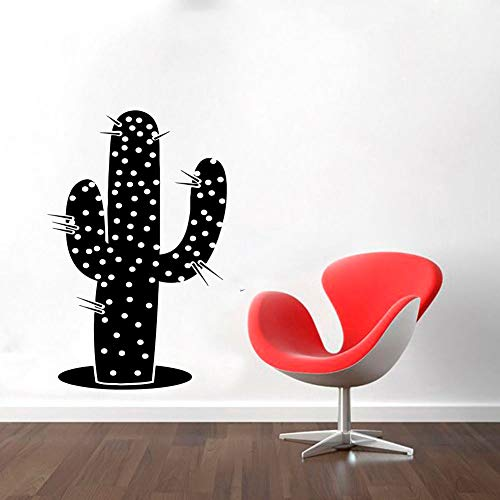 Cactus Decor stekels Flower Plant giftWall decorWall DecalWindow StickerVinyl Sticker Handgemaakte 2471