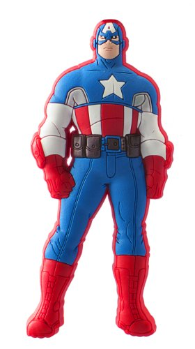 Marvel Captain America Soft Touch Magnet
