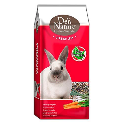 Deli Nature 15–029221alimento Premium per Conigli Raccolgono–800gr