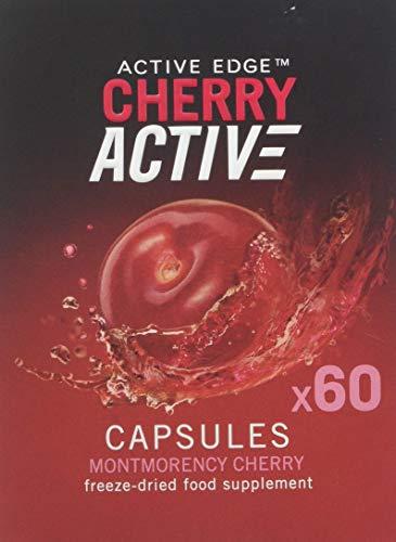Cherry Active Montmorency Cherry Capsules (Cherry Active) 60's(Pack of 2)