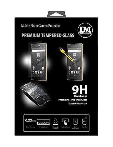 ENERGMiX Schutzglas kompatibel mit Sony Xperia Z5 (E6653) Premium Tempered Glas Displayglas Panzer Folie Schutzfolie
