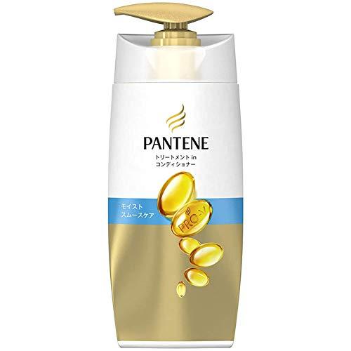 PANTENE(パンテーン) コンディショナー モイストスムースケア トリートメントコンディショナー