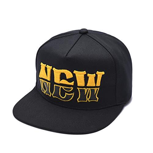 UKKD Men's cap Cappello da Baseball per Cappello Sportivo per Uomo E Tappo di Snapback da Uomo Protezione Solare E Cappello da Parasole Cappello Moda Cappello Moda Hip-Hop