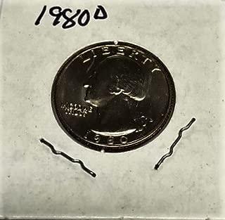 Best 1980 d quarter Reviews
