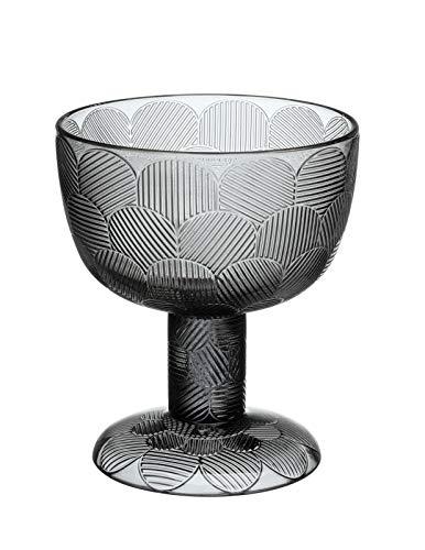 Iittala 1051295 Miranda Schale auf Fuß, Glas