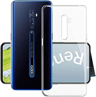 Oppo Reno 2F / 2Z case Cover Transparent Silicone Soft TPU - Clear