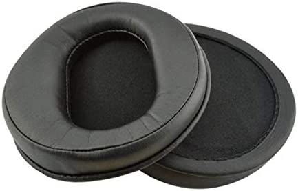 high quality Ear Pads Cushions Replacement Earpads Covers Pillow Foam popular Compatible with DENON AH-D2000 AH popular D2000 Headset Headphone outlet sale