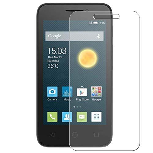 Vaxson 3 Stück Schutzfolie, kompatibel mit Alcatel One Touch Pixi First 4024D OneTouch, Bildschirmschutzfolie TPU Folie [nicht Panzerglas]