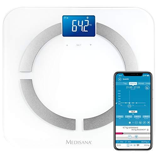 Medisana BS 430 connect Körperanalysewaage