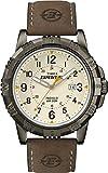 Timex Expedition T49990 - Reloj de Cuarzo para Hombres, Color marrón