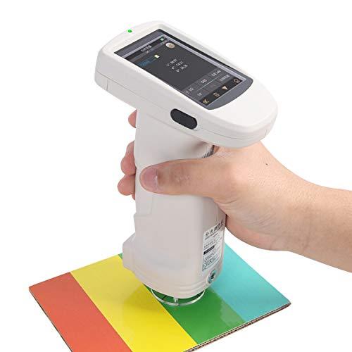 Mano Lab colorímetro portátil Chroma Meter Reja espectrofotómetro TS7700