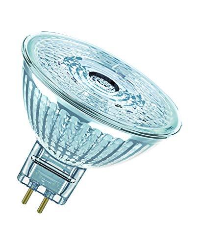 OSRAM LED-Reflektorlampe | Sockel: GU5.3 | Warm White | 2700 K | 3,40 W | Ersatz für 20-W-Reflektorlampe | [Energieeffizienzklasse A+]