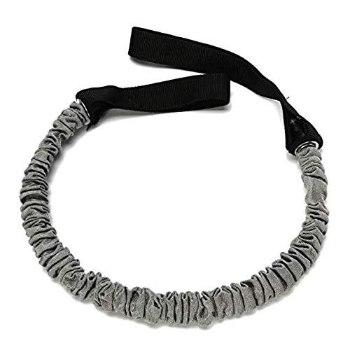 Insmart Ab Roller - Bandas de resistencia para ejercicios de cintura, adelgazamiento y ejercicio (gris)