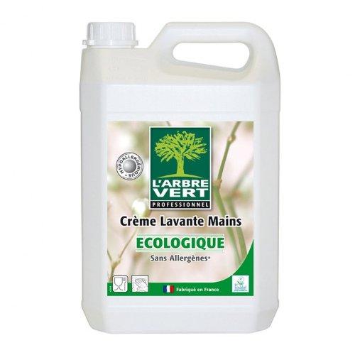 Crème lavante main - 5 L - Gamme Professionnelle
