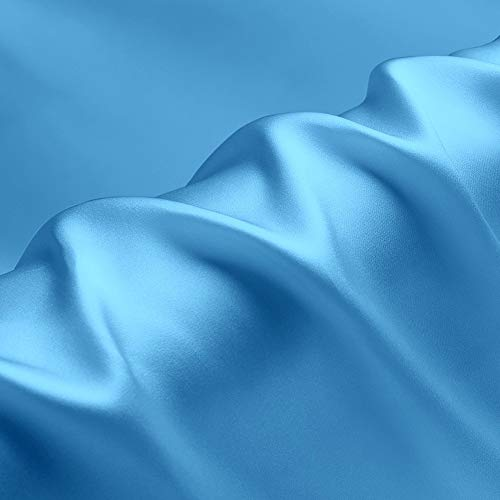 difference between satin and silk