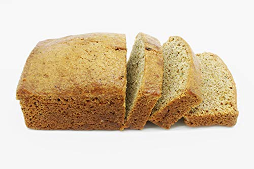 Organic Bread of Heaven ~ Zucchini Bread 2 loaves~ USDA Organic