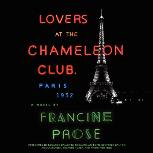 Lovers at the Chameleon Club, Paris 1932 audiobook cover art