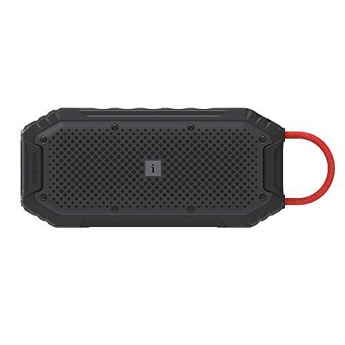 iBall Musi Rock 16 Watt Truly Wireless Bluetooth Portable Outdoor Speaker (Black)