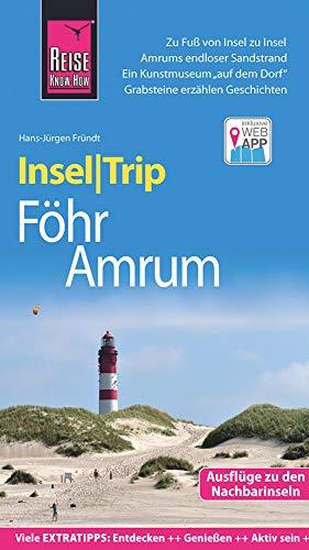 Reise Know-How InselTrip Föhr und Amrum: Reiseführer mit Insel-Faltplan und kostenloser Web-App
