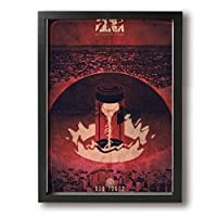 フォトフレーム アートフレーム フレーム Akira アキラ アートパネル 壁掛け インテリア 装飾 枠付き ポスター パネル 30*40 ポスターフレーム 飾り絵 現代壁の絵 壁掛け 部屋飾り