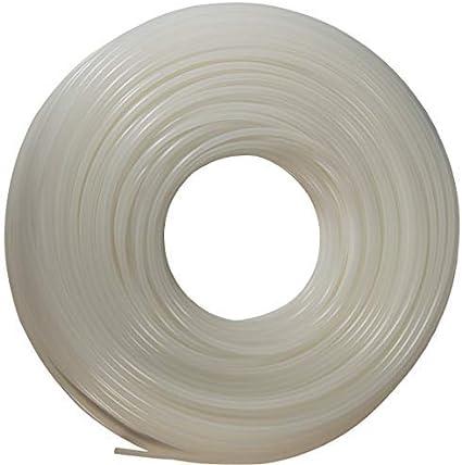 PE New Version-Polyethylene 0.170 ID Dixon 0817 Polyethylene Tubing 0.040 Wall 1//4 OD DI087002 Natural