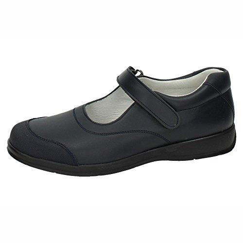PETIT SER 8029P Zapato COLEGIAL Piel NIÑA Zapato COLEGIAL Marino 36