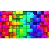 DIY 5D Kit de Pintura de Diamante Bordado adulto/niño Completo Square Drill Cuadrícula De Colores 30x60cm Diamond Painting Cristal Rhinestone Punto de Cruz Manualidades Inicio Decoración de la Pared