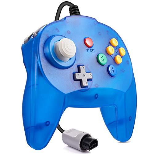 Retro Mini Controller for N64 Console, kiwitatá Classic N64 Wired...