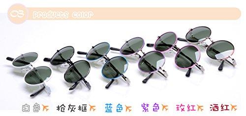 kinder - sonnenbrille, polarisator, vater und sohn, ziffer sonnenbrille, sommer reisen, kinder - spiegel, prinz spiegel - mode,waffe.