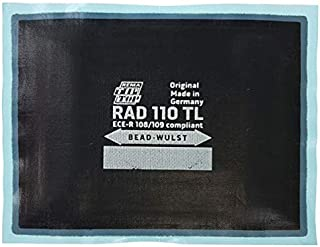 radial tire patch