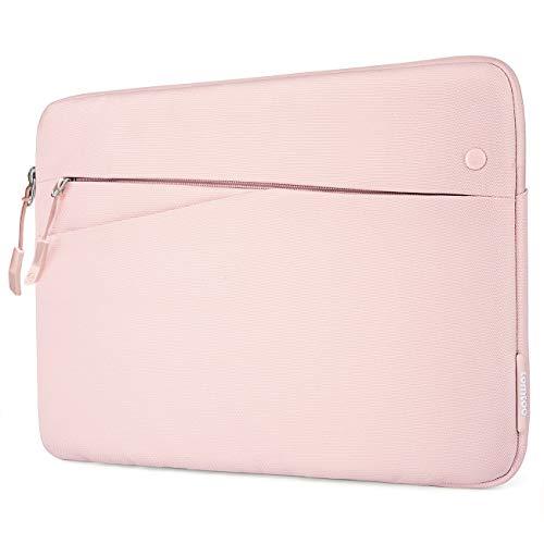 tomtoc 11 inch Tablet Sleeve Bag for 11-inch New iPad Pro, 10.9 inch New iPad Air 4, 10.2-inch iPad, Microsoft Surface Go 2/1, Samsung Galaxy Tab, Fit Apple Magic Keyboard and Smart Keyboard Folio