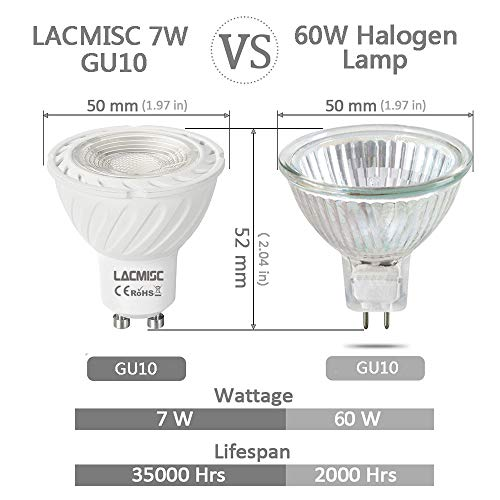 Lacmisc Bombillas LED