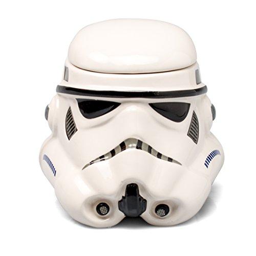 STAR WARS Stormtrooper Taza, Cerámica, Blanco, Centimeters