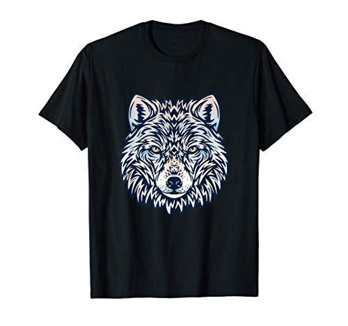 Wolf arktischer Wolf T-Shirt