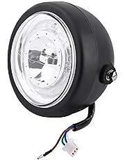 Koplamp Motor 6.5 Inch Motor Koplamp Motor Koplamp LED Universal Fit voor Cafe Racer