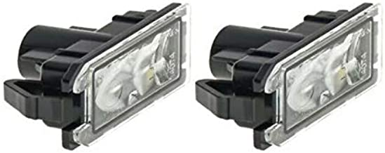 Gеnuіnе OEM Set of Left and Right License Plate Lamps for foriat 500 13-20 68228930AA & 68228931AA