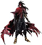 Final Fantasy Dirge Von Cerberus Vincent Valentine Spielen Kunst Kai Figura de acción - 27CM Anime S...