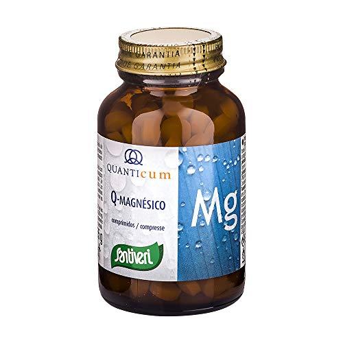 Quelato Magnésico de Santiveri - 88 comprimidos, 55 grs