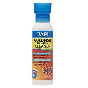 API GOLDFISH AQUARIUM CLEANER Aquarium Cleaner 118 ml Bott...