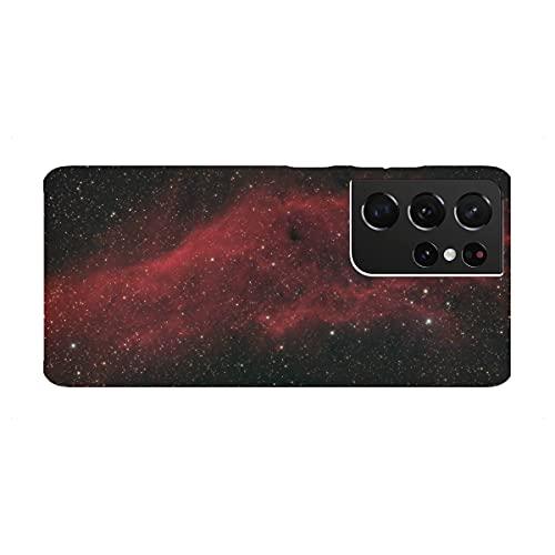 artboxONE Premium-Hülle Handyhülle für Samsung Galaxy S21 Ultra Kalifornianebel von Roland Störmer