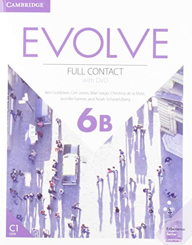 Evolve Level 6b Full Contact with DVD