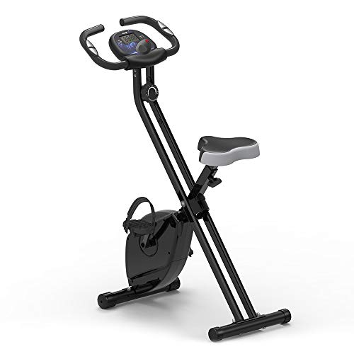 Dripex Upright Exercise Bikes Indoor Studio Cycles
