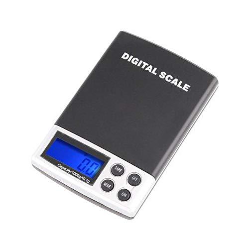 Báscula electrónica de bolsillo para joyería, báscula de plataforma de 0,01g, báscula electrónica de medicina china de alta precisión para el hogar, 100g / 0,01