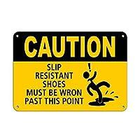 はい銃はセキュリティを許可しました メタルポスタレトロなポスタ安全標識壁パネル ティンサイン注意看板壁掛けプレート警告サイン絵図ショップ食料品ショッピングモールパーキングバークラブカフェレストラントイレ公共の場ギフト