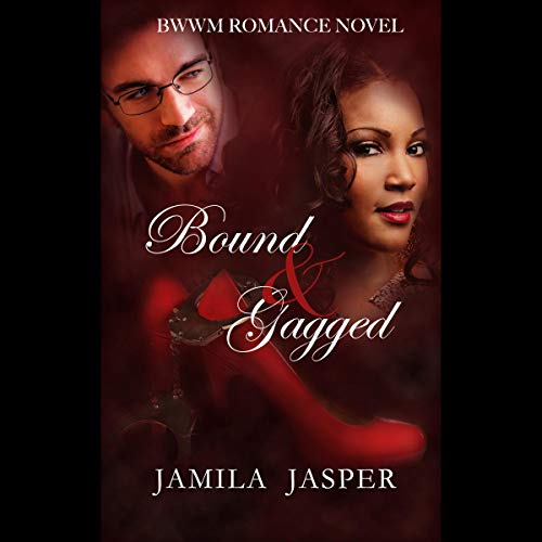 Bound & Gagged audiobook cover art
