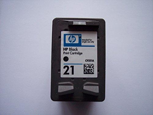 Druckerpatrone Refill ersetzt für HP 21 XL Black C9351CE